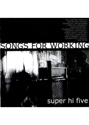 Super Hi-Five - Songs for Working (Music CD)