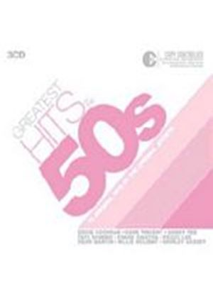 Various Artists - Greatest Hits Of The 50s (Music CD)