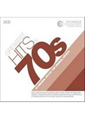 Various Artists - Greatest Hits Of The 70s (Music CD)