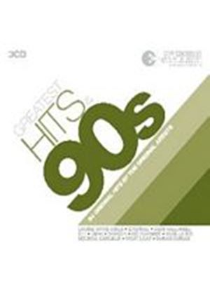 Various Artists - Greatest Hits Of The 90s (Music CD)
