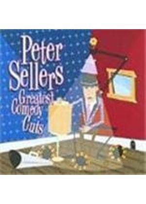 Peter Sellers - Greatest Comedy Cuts