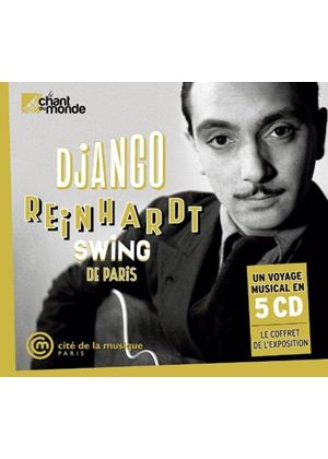 Django Reinhardt - Swing de Paris (Music CD)