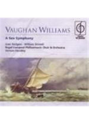 VERNON HANDLEY - Vaughan Williams: Sea Symphony (A)