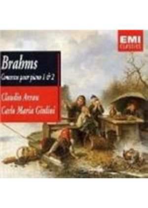 Claudio Arrau - BRAHMS PIANO CONCERTOS 2CD