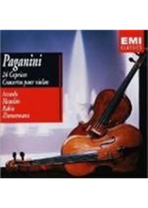 Various Artists - PAGANINI CAPRICES VIOLIN CONC
