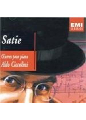 Aldo Ciccolini - SATIE PIANO WORKS 2CD