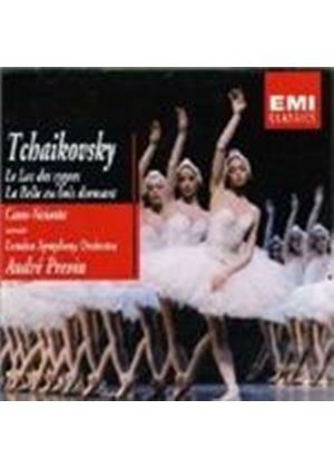 Andre Previn - TCHAIKOVSKY BALLETS EXCERPTS 2CD