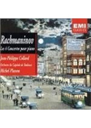 Collard - RACHMANINOV PIANO CONCERTOS 2CD