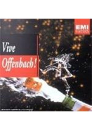 Various Artists - OFFENBACH VIVE 2CD