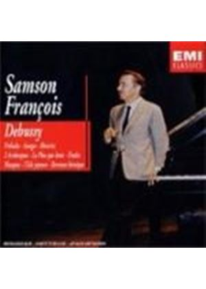Samson Francois - DEBUSSY PIANO WORKS 2CD