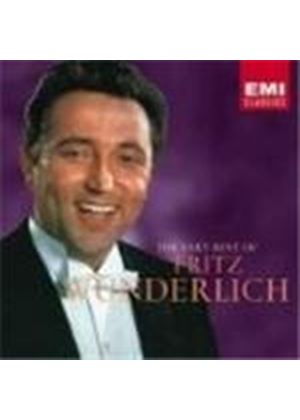 Very Best of Singers - Fritz Wunderlich