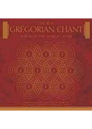 Various Artists - The Best Gregorian Chant Album In The World...Ever! (Music CD)