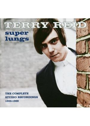Terry Reid - Super Lungs - The Complete Studio Recordings 1966 - 1969 (Music CD)