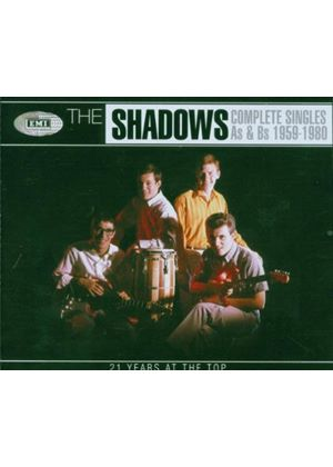 The Shadows - Complete Singles As & Bs (Music CD)