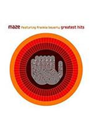 Maze Feat. Frankie Beverly - Greatest Hits (Music CD)