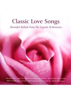 Various Artists - Classic Love Songs (Music CD)