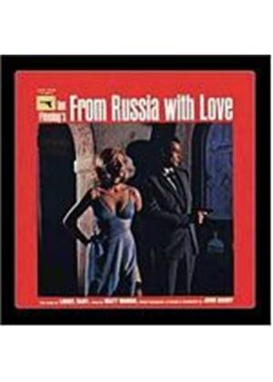 Various Artists - From Russia With Love (Music CD)