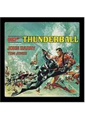 Original Soundtrack - Thunderball (Music CD)