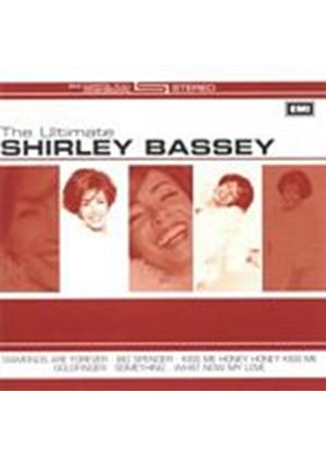 Shirley Bassey - Ultimate Shirley Bassey (Music CD)