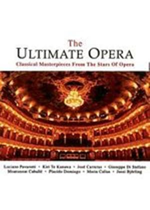 Various Artists - Ultimate Opera (Music CD)