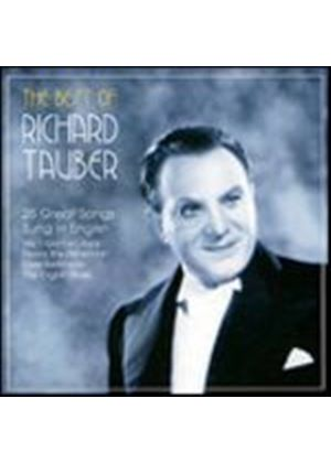Richard Tauber - The Best Of (Music CD)
