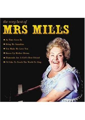 Mrs. Mills - The Very Best Of (Music CD)