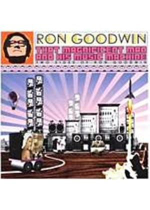 Ron Goodwin And His Orchestra - That Magnificent Man And His Music Machine; Two Sides Of (Music CD)