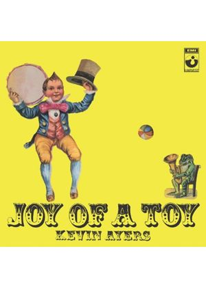 Kevin Ayers - Joy Of A Toy (Remaster) (Music CD)