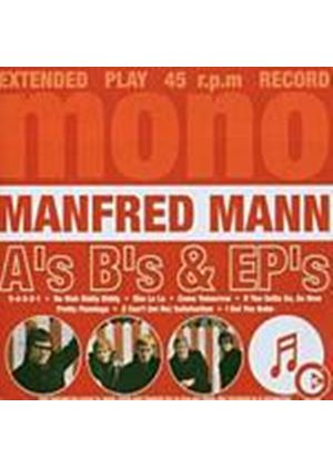 Manfred Mann - As Bs And EPs (Music CD)
