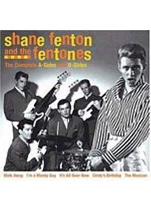 Shane Fenton And The Fentones - Complete As & Bs (Music CD)