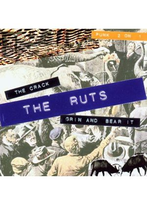 Ruts - The Crack/Grin And Bear It (Music CD)