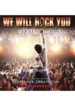 Original Cast Recording - We Will Rock You (Music CD)