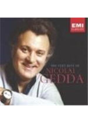 Very Best of Singers - Nicolai Gedda
