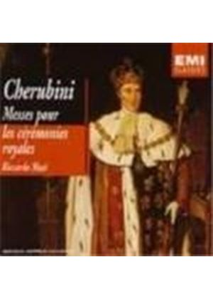 Riccardo Muti - CHERUBIN MASSES 2CD