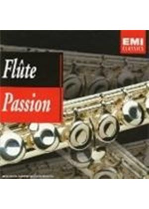 Various Artists - FLUTE PASSION 2CD