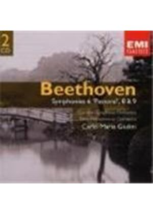 Beethoven: Symphonies Nos, 6, 8 and 9