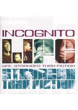 Incognito - Life Stranger Than Fiction (Music CD)