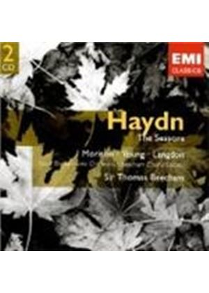 BEECHAM LSO - HAYDN SEASONS