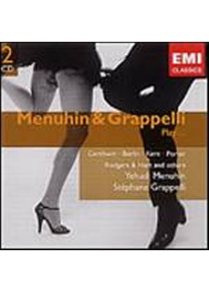 Yehudi Menuhin And Stephane Grappelli - Menuhin & Grappelli Play (Music CD)