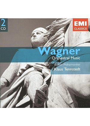 Tennstedt - WAGNER ORCHESTRAL PIECES FROM OPERA