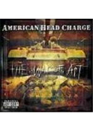 American Head Charge - War Of Art, The [PA]