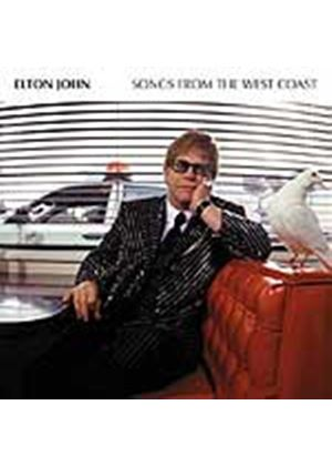 Elton John - Songs From The West Coast (Music CD)