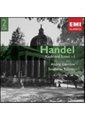 George Frideric Handel - Keyboard Suites - Vol. 1 (Gavrilov) (Music CD)