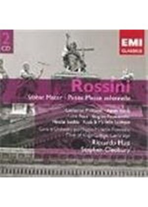 Rossini: Petite messe solennelle;Stabat mater