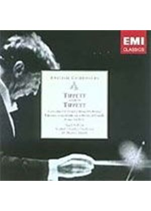Various Artists - Tippett Conducts Tippett (Music CD)
