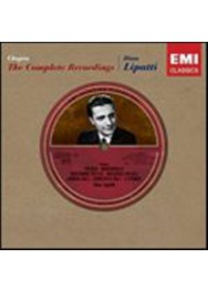 Fryderyk Chopin - The Complete Recordings By Dinu Lipatti (Music CD)