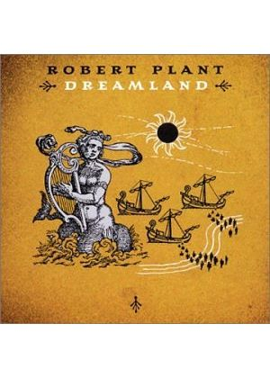 Robert Plant - Dreamland (Music CD)