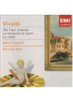 Vivaldi - FOUR SEASONS (RICCARDO MUTI)