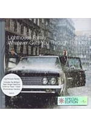 Lighthouse Family - Whatever Gets You Through The Day (Music CD)