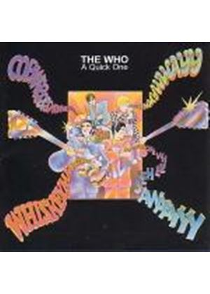 The Who - A Quick One: Remastered (Music CD)
